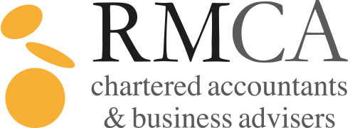 RMCA Chartered Accountants & Business Advisers Logo